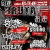 Big Brutal Gig 16/03/13