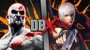 Kratos VS Dante God of War VS Devil May Cry DBX