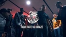 Ugly Fate vs Braze │ Male Top 16 │UNDERGROUND KRUMP BATTLE 2018