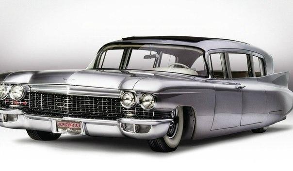 1960 Cadillac Hearse