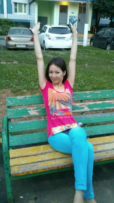 Gulnaz Sagynbekova, 15 мая , Москва, id227863799