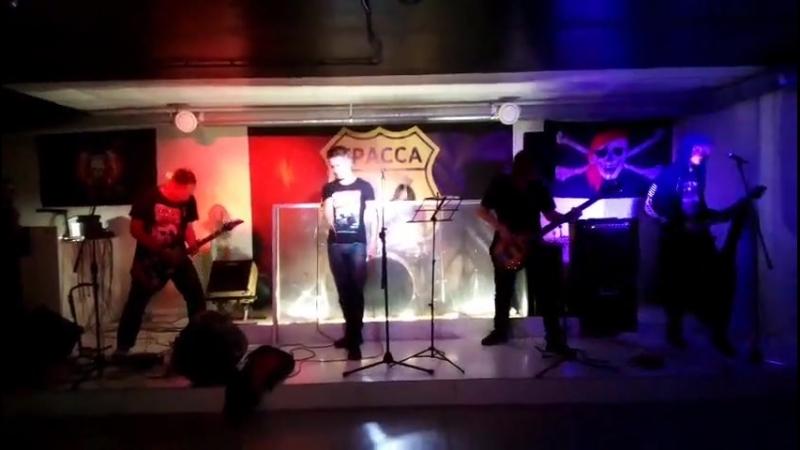 DeStroy - Кто стоит за дверью (Трасса 36, Воронеж)