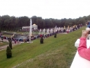 Запуск фонтанов в Петергофе...