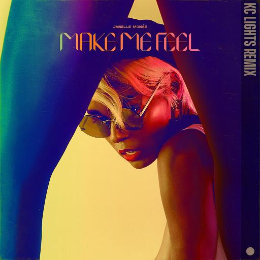 Janelle Monáe альбом Make Me Feel (KC Lights Remix)