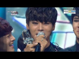 [131206] VIXX - 1st Win with Voodoo Doll @ KBS Music Bank (1080p)