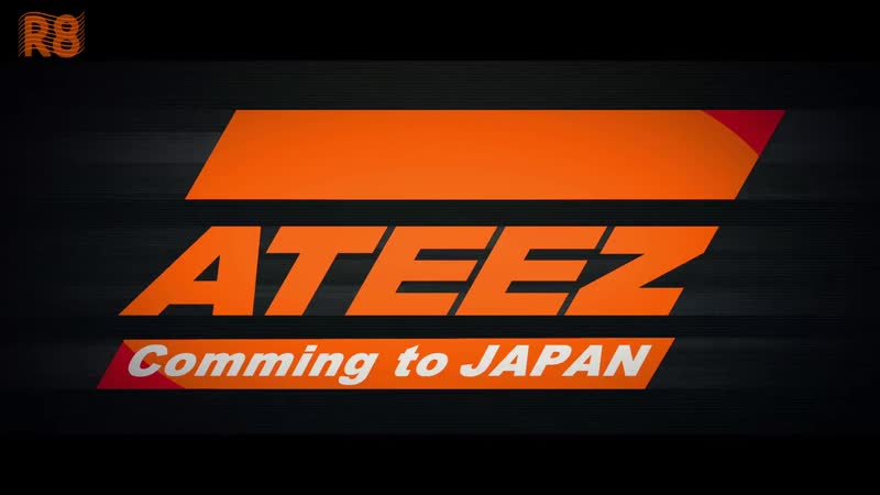 [RUS.SUB] ATEEZ Coming To Japan EP.01