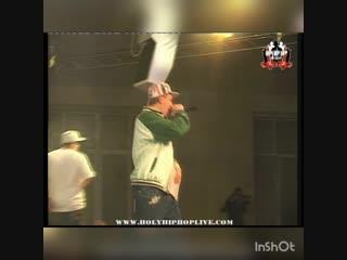 Holy Hip-Hop League (Live) 2008 ч. 3