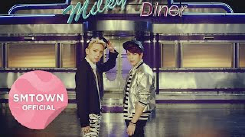 Toheart (WooHyun Key) 'Delicious' MUSIC VIDEO Performance Ver.