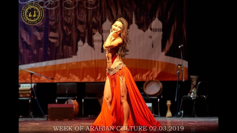 MARTA KORZUN at Week of Arabian Culture