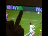 Реакция Хабиба Нурмагомедова на победу Реала Мадрида