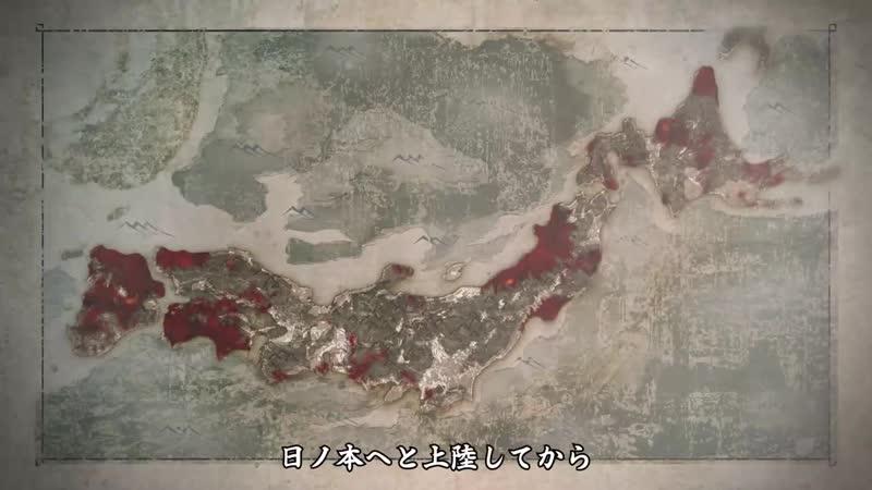 Kabaneri of the Iron Fortress - Ran_ Hajimaru Michiato Game Intro [HD]