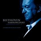Nikolaus Harnoncourt альбом Beethoven : Symphonies Nos 1 - 9