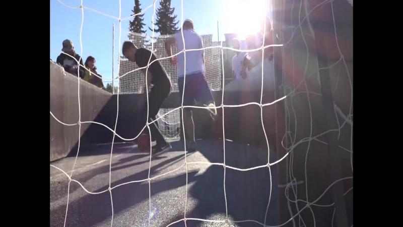 Первый открытый турнир по PANNA в Туле