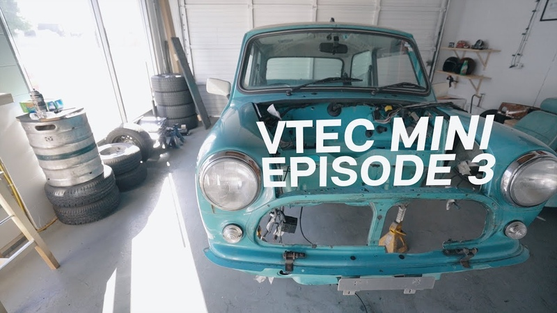 VTEC Mini Ep3 - We will rebuild