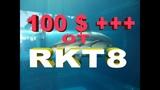 100 $ +++ ОТ RKT8 !!! #AIRDROP #BOUNTY #ICO #КРИПТОВАЛЮТА