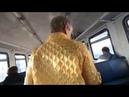 ЭР2К 1200 маршрут Москва Каланчёвская Тула 1 Курская Train ER2K 1200 route Moscow Tula