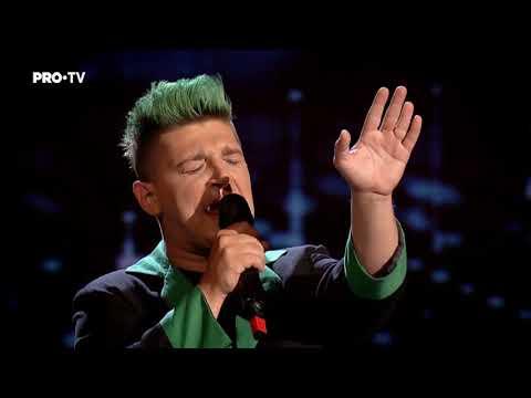 Mano Raduly Botond - In My Defence   Auditiile pe nevazute   Vocea Romaniei 2017