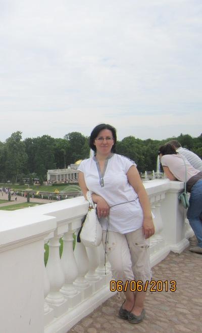 Марина Зверева, 29 декабря 1981, Липецк, id161373158