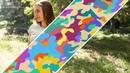Футболка-Раскраска для детей и взрослых от DoShirts - Связь с природой