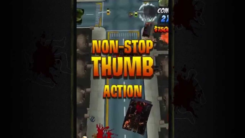 Thumbzilla Mobile Game Available for FREE Google Play, IOS and Amazon