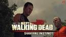 Начало прохождения The Walking Dead:Survival Instinct➠Запах Мертвячины➠1