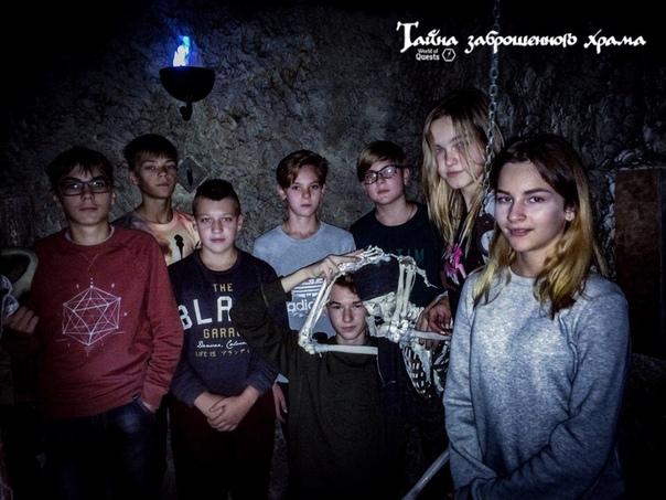 Команда победителей 08.10.2018