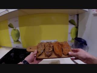 Бастурма из Куриной Грудки. Простой и Быстрый Рецепт Вяленого Мяса. Балык