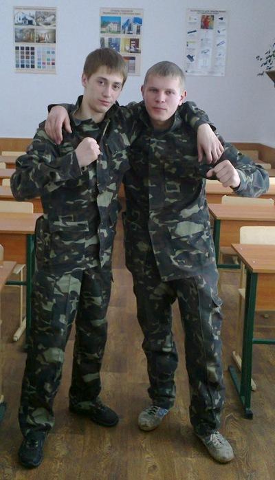 Саня Осаволюк, 7 декабря 1994, Хмельник, id128582834