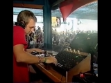 15 years ago playing Vinyls on the space terrace after party !!!