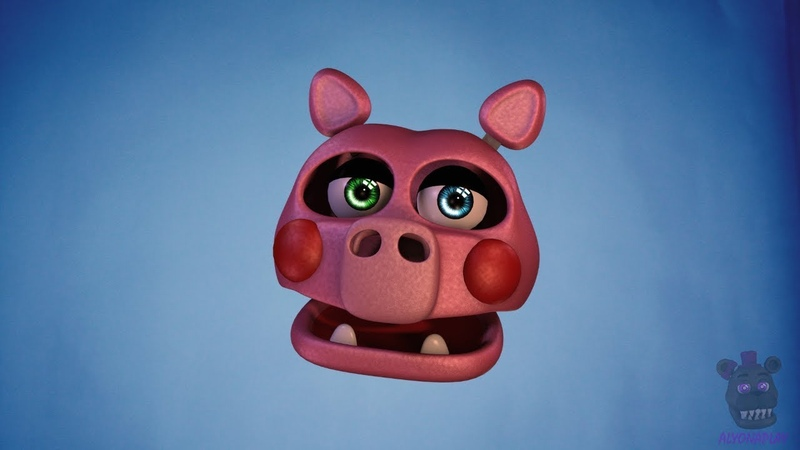 [C4DFNaFFFPS] Modelling Pigpatchs Head