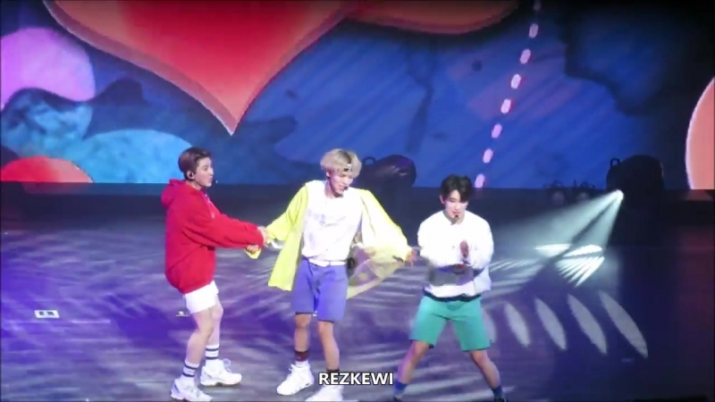 [Fancam][22.07.2018] The 2nd World Tour The Connect In Newark (KWM unit 'It's you')