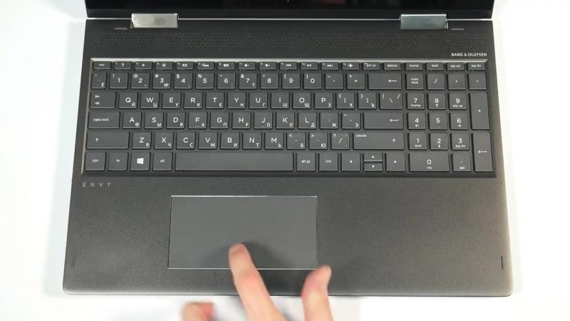 Видео обзор ноутбука HP ENVY x360 15 - Core i5 vs Ryzen 5, дискретная графика против встроеннои