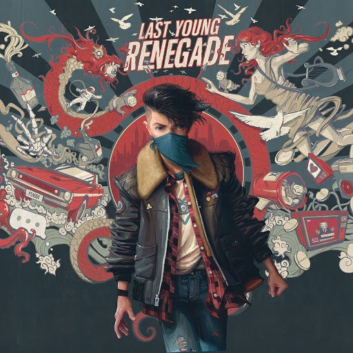 All Time Low альбом Last Young Renegade