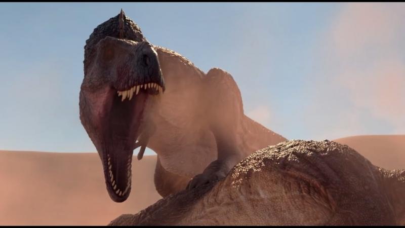 Игры Юрского периода - трейлер (англ)Jurassic Games - Trailer