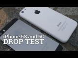 Краштест Дроптест Айфон iPhone 5S 5С