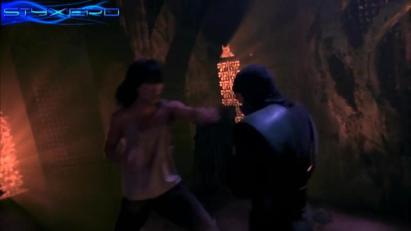 Mortal Kombat Liu Kang vs Reptile HD