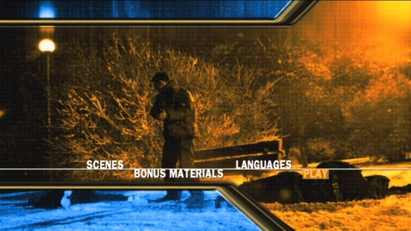 Excellent trance music from the DVD disc menu, The Bourne Identity (author unknown)