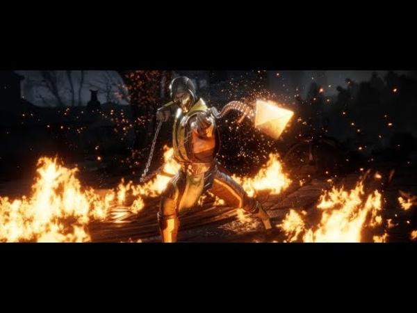 Mortal Kombat 11 стало известно, когда спадет эмбарго на публикацию обзоров