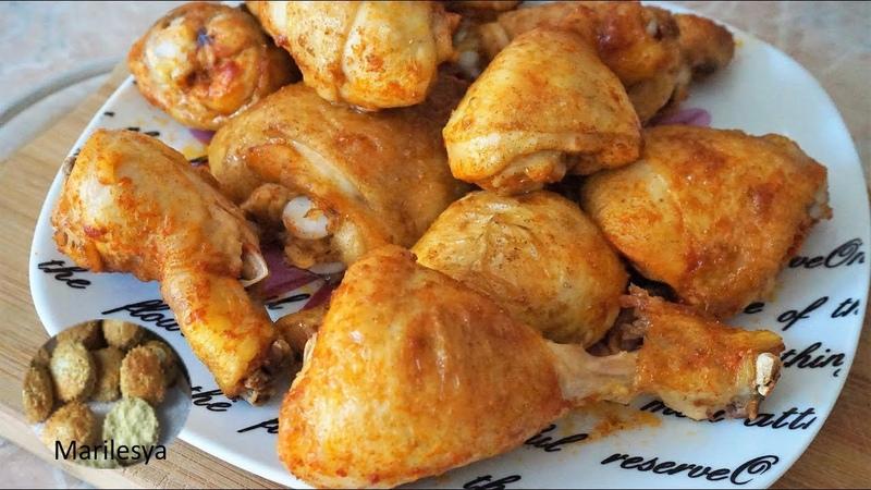 КУРИЦА ПО-ЛИВАНСКИ пикантно и вкусно! Lebanese Chicken