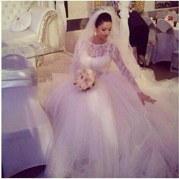 Чеченские свадебные платья 2017 фото