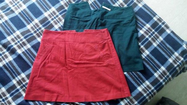 Обменяю 2 пакета женской одежды,. 42-44 размер, платья, майки, юбки, д