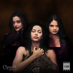 "This Is Not A Witchhunt on Instagram: ""#Charmed returns in one week"""