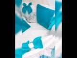 Комплект в кроватку трансформер