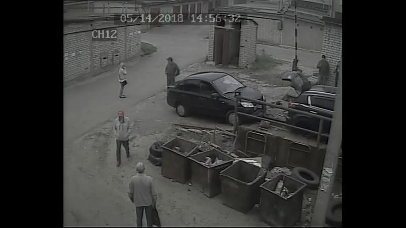 Дтп 14 05 2018 Гранта влетает в Спортаж смотреть онлайн без регистрации