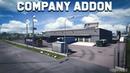 Company Addon v1.01 Euro Truck Simulator 2 Mod