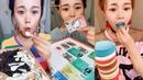 TKTV ♥ Ăn kẹo hình thẻ ATM ♥ Dĩa giấy lót bánh Cupcake ♥ Thìa muỗm làm bằng socola
