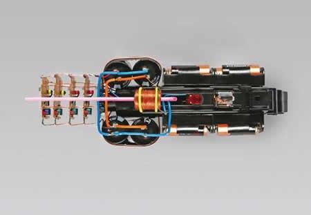 устройство зарядки аккумуляторов солнечных батарей
