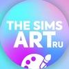 The Sims Art RU