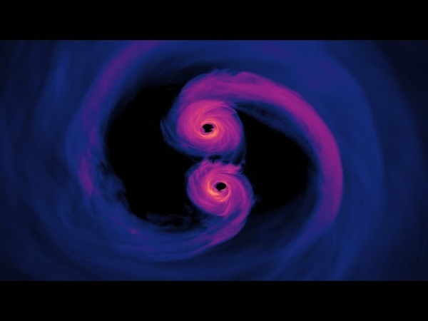 Supercomputer Simulation Reveals Supermassive Black Holes