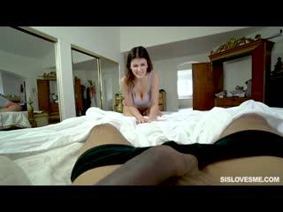 Michele James - Stepsister Sex Saga [2019, New Porn, Blowjob, All Sex]